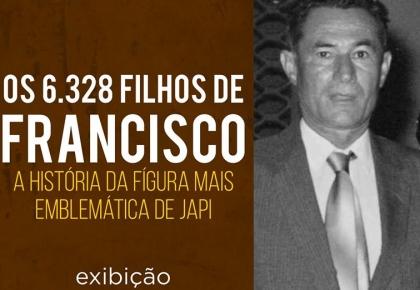 Prefeitura vai exibir no próximo dia 21 de janeiro o documentário ''Os 6.328 filhos de Francisco.