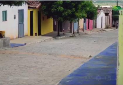 Prefeitura trabalha para garantir pavimentação em ruas que não contavam com esse benefício.